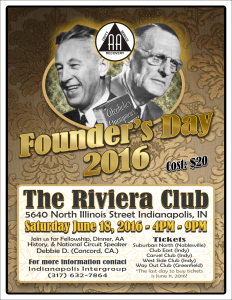 Founder's Day 2016 @ The Riviera Club  | Indianapolis | Indiana | United States